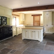 Hand Painted Pine Kitchen, Pontefract – Blog by Lee Simone