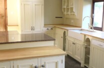 Hand Painted Pine Kitchen (1)