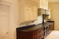 Hand Painted Shabby Chic Kitchen