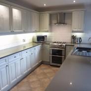 Hand Painted Oak Laminate Kitchen, Harrogate – Blog by Lee Simone